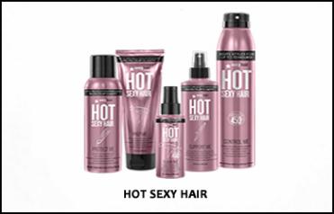 Hot Sexy Hair