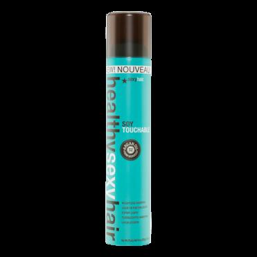 Soy Touchable Weightless Hairspray bij Thuiskapper Tilburg Jaguhair
